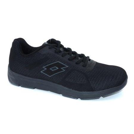 lotto S2256 NAVE Siyah Erkek Günlük Spor Ayakkabısı