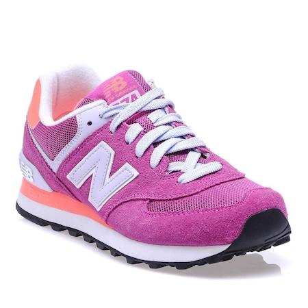 najlepsza wyprzedaż Data wydania: buty skate New Balance WL574CPI Bayan Günlük Ayakkabı WL574CPI