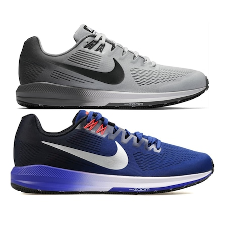 the best attitude f434a 40d64 Nike Air Zoom Structure 21 Gri Lacivert 904695-005