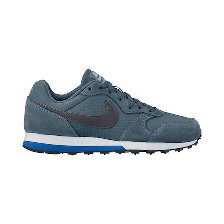 Nike MD Runner 2 Gri Antrasit Unisex Spor Ayakkabı