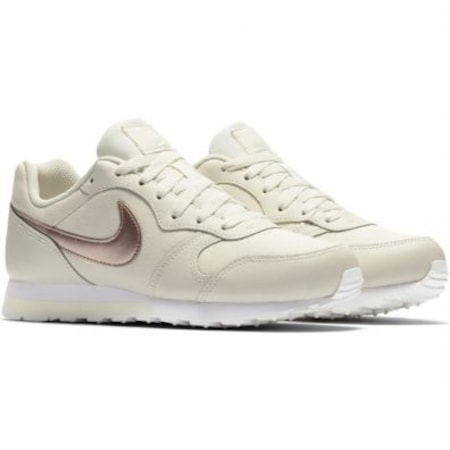 detailed look fe6e3 8d895 Nike Sneaker MD Runner 2 (GS) 807319-016 Kadın Spor Ayakkabı