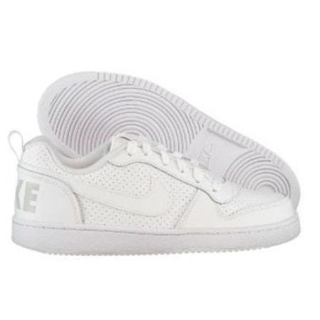 Nike Unisex Spor Ayakkabı - Court Borough Low {gs} - 839985-100