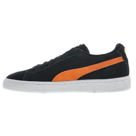 Puma Suede 355110-43 jr Siyah Spor Ayakkabı