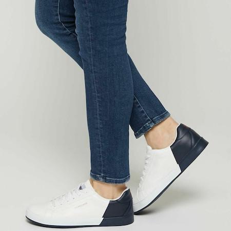 341771dbe4fba U.s Polo Assn Lexı Günlük Yürüyüş Erkek Spor Ayakkabı Beyaz-laciv - n11.com