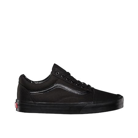 ec1ff3bbfa Vans Old Skool Siyah Erkek Günlük Ayakkabı - n11.com