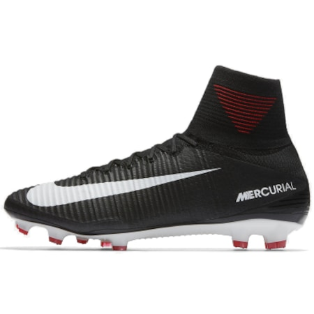 d2cb6176e Mens Nike Mercurial Superfly V Df Fg Black/white 831940-002 - n11.com