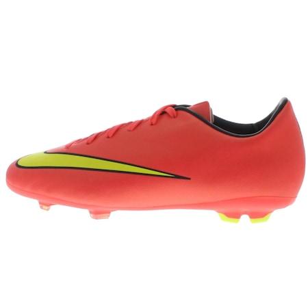 5df3d5bb484a Nike Jr Mercurıal Vıctory V Fg Çocuk Krampon - 651634-690 - n11.com