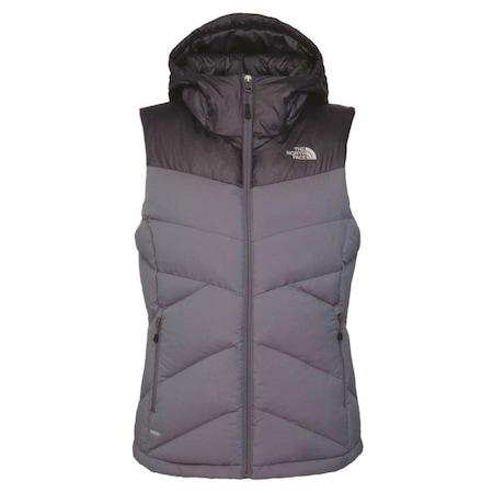 32e78750d The North Face - W Kailash Hooded Vest - Kadın Yelek