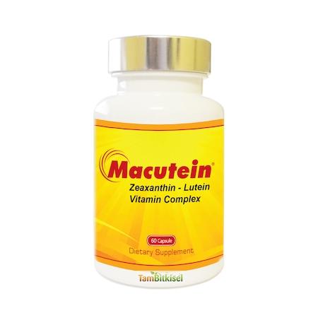 Витамины с лютеином и зеаксантином