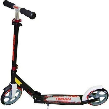 Scooter ile Yüksek Sürüş Ergonomisi