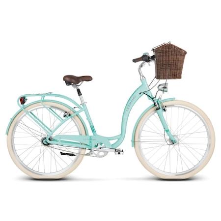 Legrand Bisiklet ile Şehrin Sokaklarında Dolaşın