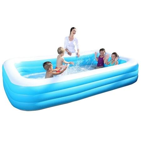 Şişme Havuz ile Sağlıklı Serinlik