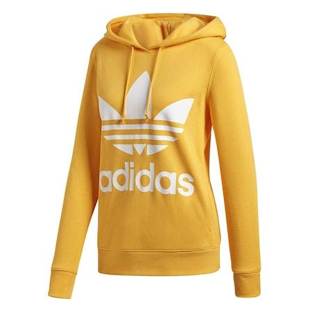 abef053413a Adidas Trefoıl Hoodıe Kadın Sweatshirt - Dh3138 - n11.com