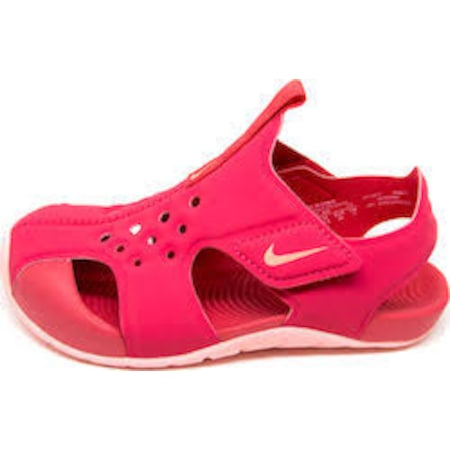 3f859f87b0e727 Nike 943828-600 Sunray Protect 2 Küçük Çocuk Sandalet - n11.com