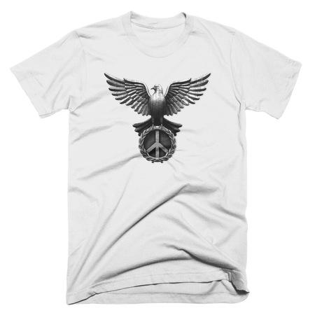 Baris Guvercini Tisort Peace Tshirt N11 Com