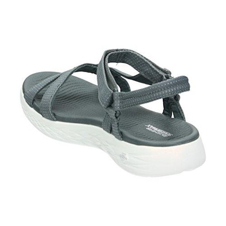 Skechers The Sandalet On Kadın Brilliancy Nat Skc15316 Go 600 w0kOP8n