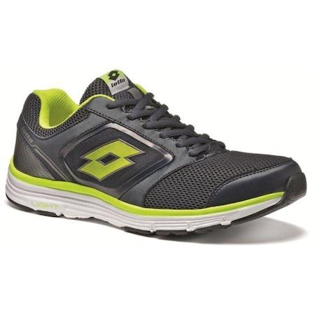 lotto S1790 EVERIDE II AMF Siyah Erkek Yürüyüş Koşu Ayakkabısı