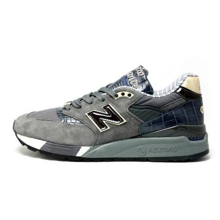 super popular ce347 82e01 New Balance 998 Erkek Yürüyüş Ayakkabısı M998STSG