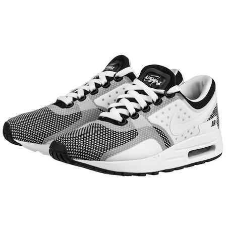 d6b83c43a3 Nike Air Max Zero Essential Gs Black White 881224-001 - n11.com