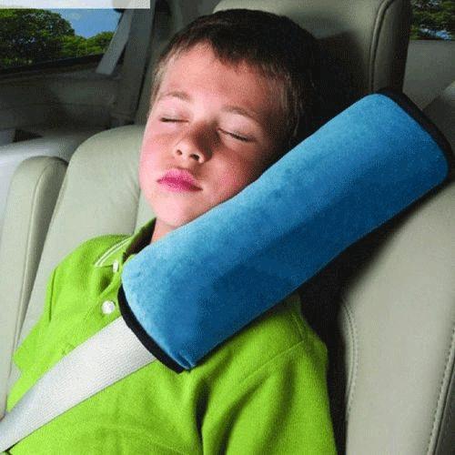 Araç Oto Emniyet Kemeri Tutucu Uyku Pedi Yastık Emniyet Yastığı