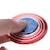 Stres Çarkı Metal Kaptan Amerika Denge Çarkı Hand Spinner Fidget