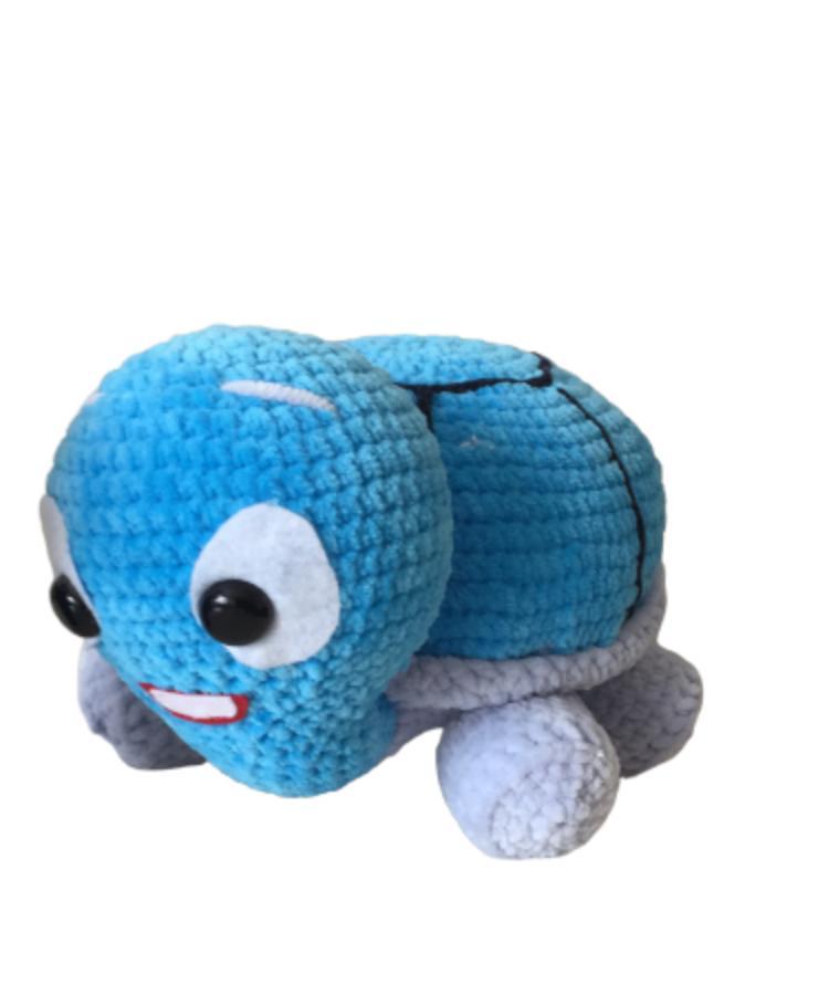 Amigurumi oyuncak Niloya ve Tospik – 10marifet.org | 900x750