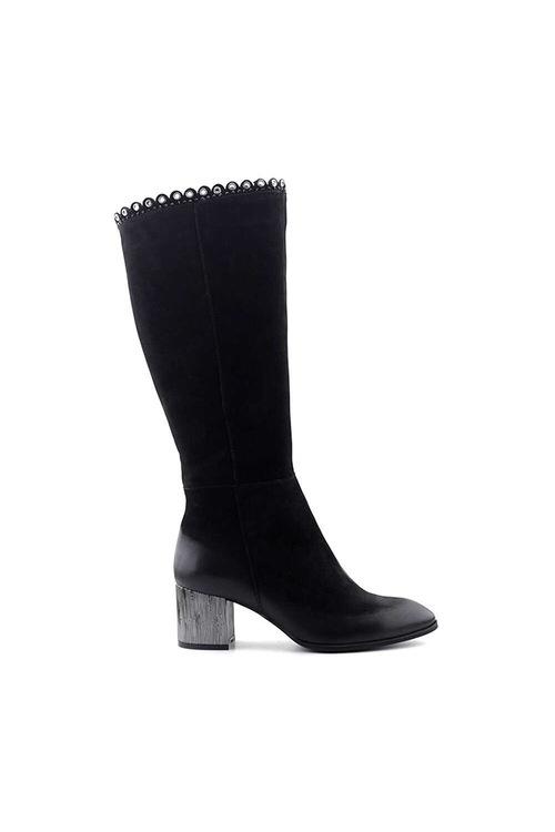 Kadın Topuklu Çizme Modelleri ve Özellikleri