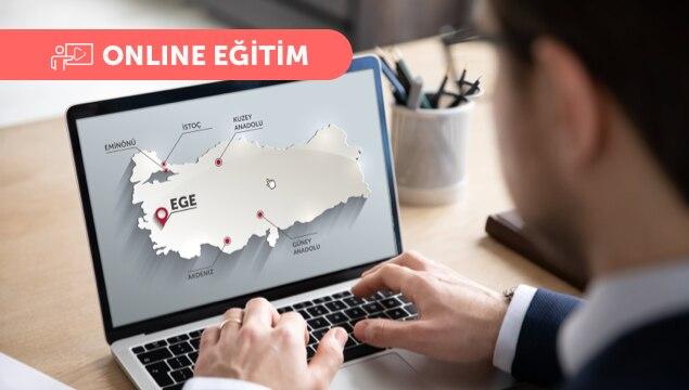 Bölge Yöneticilerinizle Online Buluşmalar - Ege