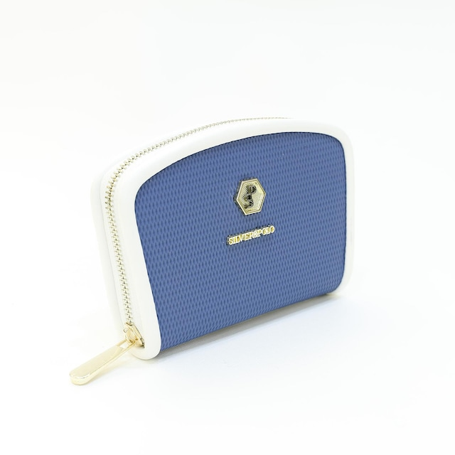 95ad2651ccb0d 649 Silver Polo Bayan Cüzdan Mavi Beyaz Renk - n11.com