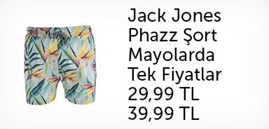 Jack Jones - Phazz Brand Şort Mayolarda Tek Fiyat Fırsatı - n11.com