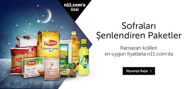 RAMAZAN KOLİLERİ (RAMAZAN KUMANYALARI) - n11.com