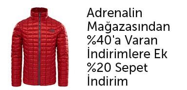 Adrenalin Mağazasından Mevcut İndirimlere Ek %20 Anında İndirim - n11.com