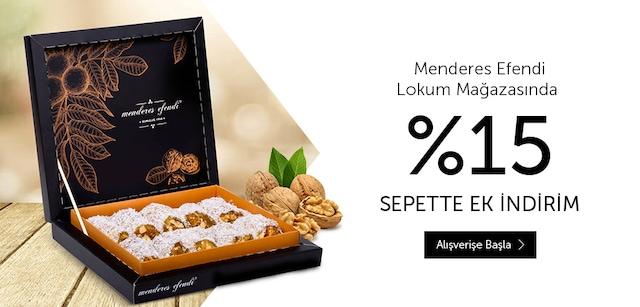Menderes Efendi Lokum - n11.com