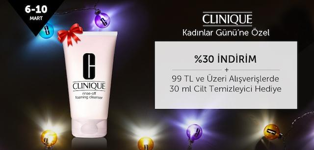 CLINIQUE- Tüm Ürünlerde %30 İndirim + Hediye Fırsatı - n11.com