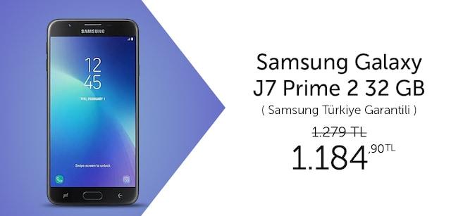 Samsung Galaxy J7 Prime 2 Kampanyası - n11.com