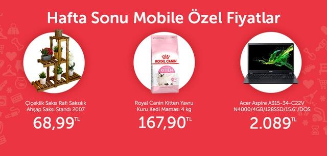 Mobile Özel Ürünler Promosyonu - n11.com