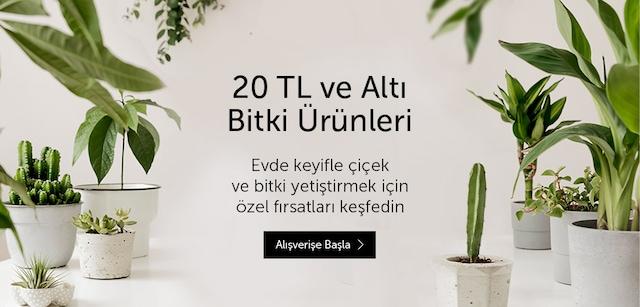 20 TL ve Altı Bitki Ürünleri Fırsatları - n11.com