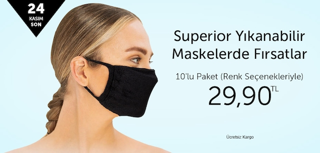 Superior Masqe - Maskelerde avantajlı fiyatlar - n11.com