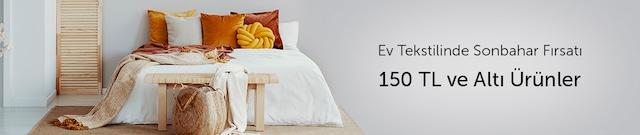 Ev Tekstilinde Sonbahar Fırsatları 150 TL ve Altı Ürünler - n11.com
