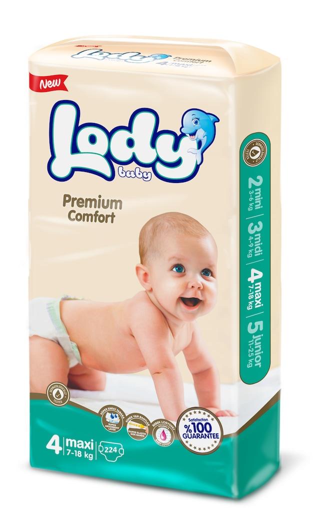 Bebeğinize Uygun Bebek Bezi Bedenleri