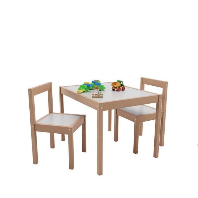 Yapımında Kullanılan Malzemelere Göre Plastik Bebek Masaları