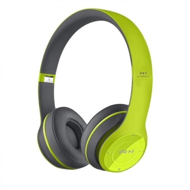 P47 Wireless SD Kart Destekli Bluetooth 5.0 Kulak Üstü Kulaklık