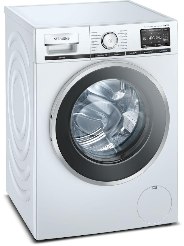 Siemens Çamaşır Makinesi ile En İyi Sonuçlar