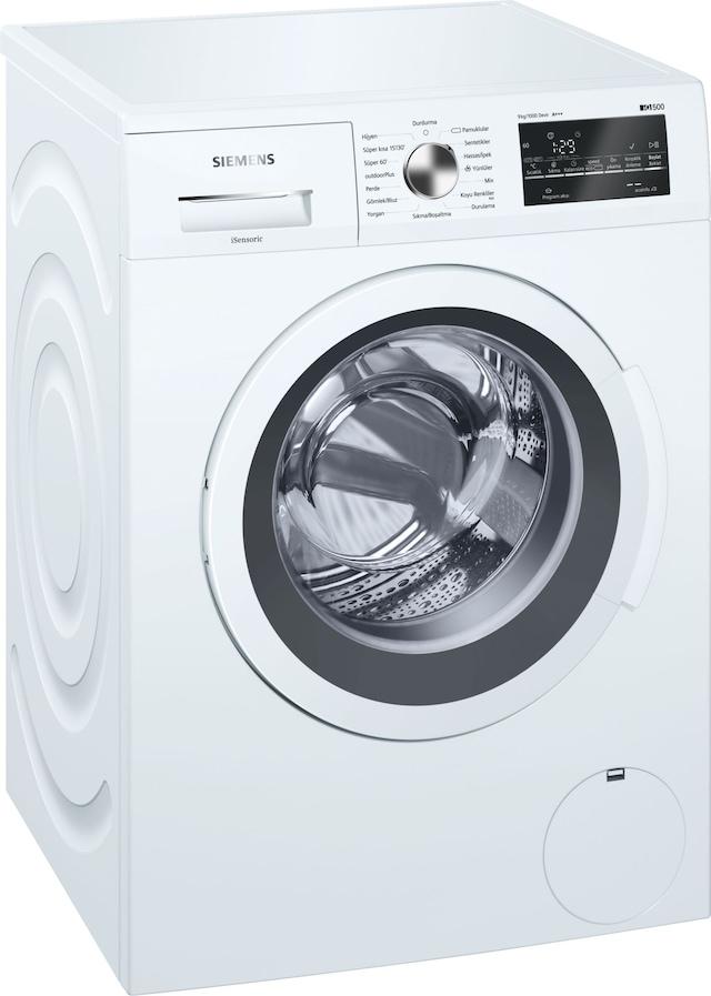 Siemens Çamaşır Makinesi Modelleri