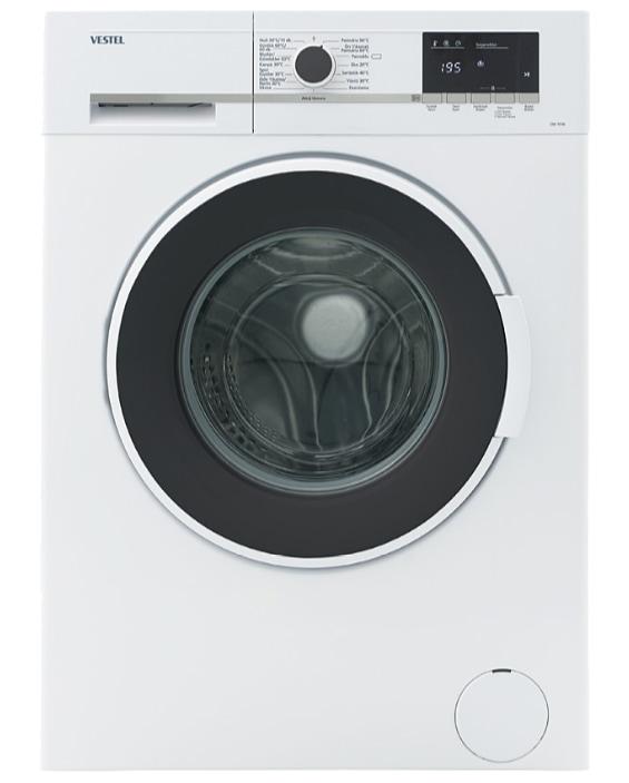 Vestel'de Her Bütçeye ve Eve Uygun Bir Çamaşır Makinesi