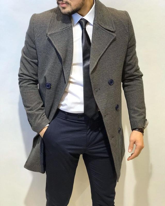 Soğuk Havalarda Kurtarıcınız Olacak Uzun Erkek Kaban Modelleri