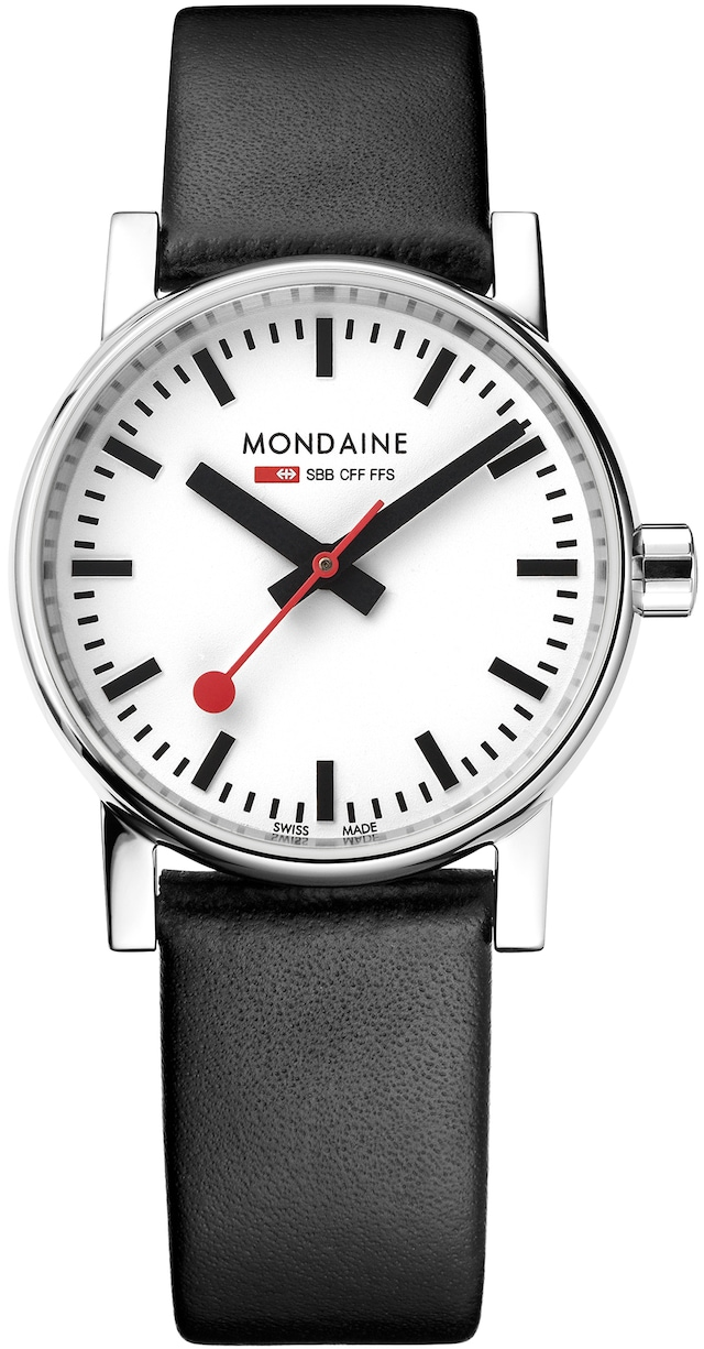 Mondaine Saat ve İsviçre Ruhu