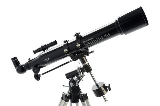 Celestron powerseeker 70eq teleskop cl 21037 n11.com