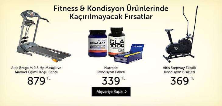 Fitness & Kondisyon Ürünleri