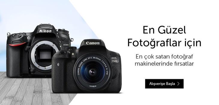 Fotoğraf Makinelerinde Fırsatlar